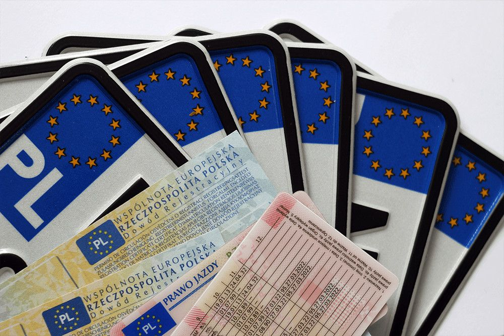 Jak wygląda rejestracja pojazdu w Polsce?