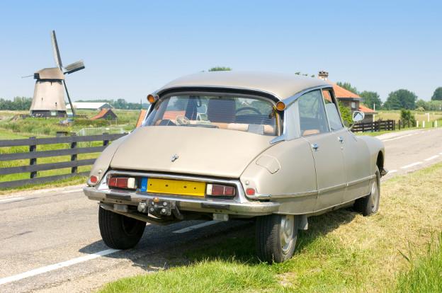 auto z holandii