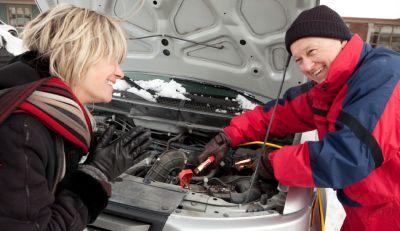 problemy z odpaleniem pojazdu
