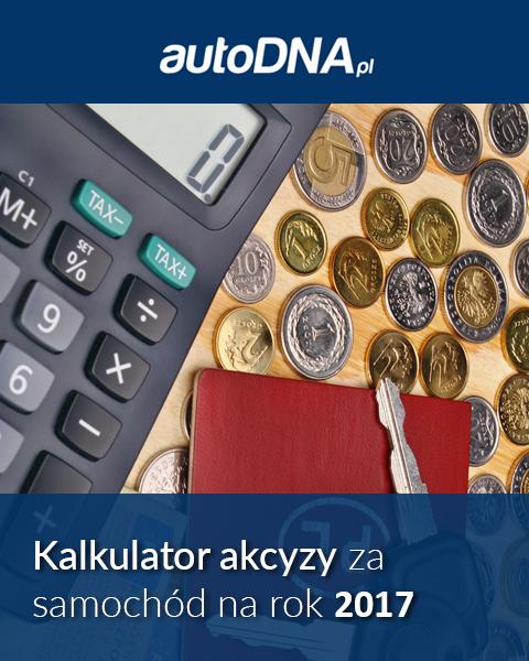 Kalkulator akcyzy 2017