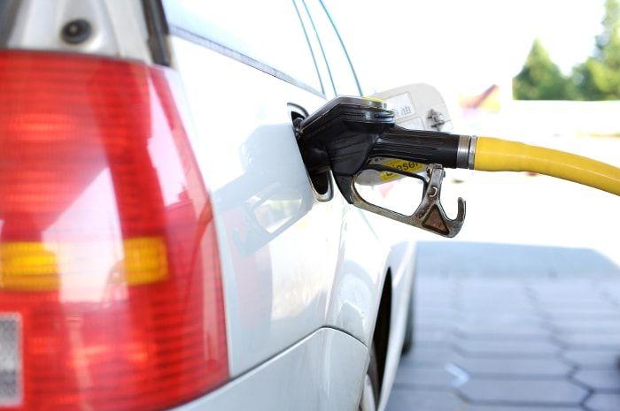 podatki za paliwo