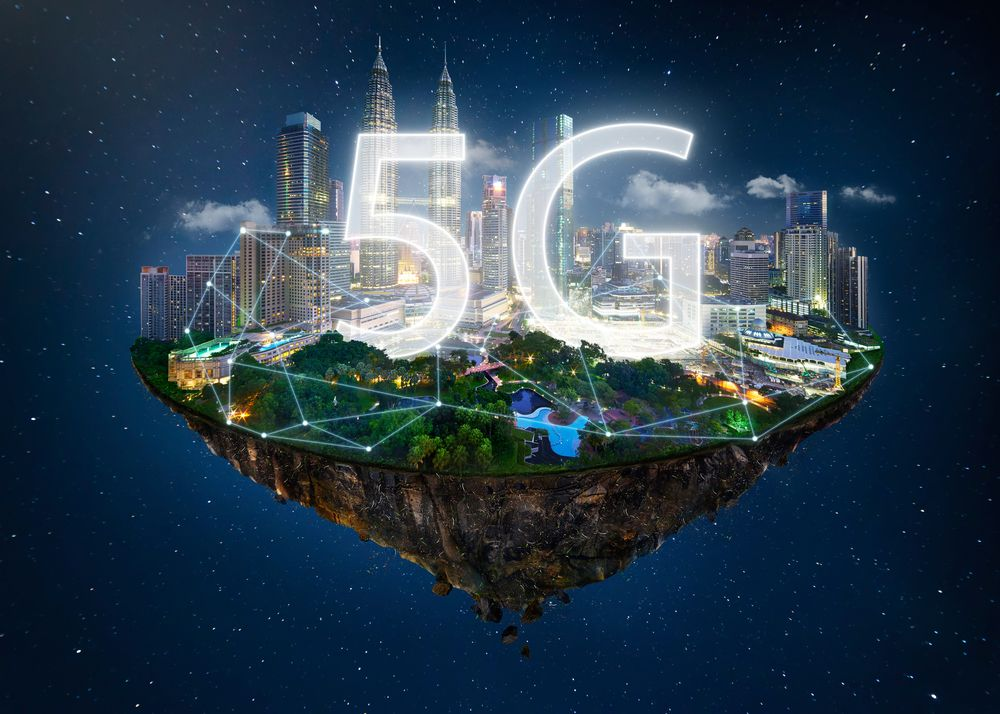 Technologia 5G przyszłością motoryzacji