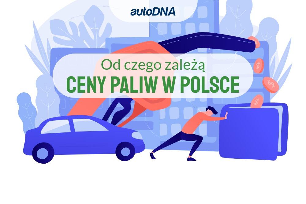 Od czego zależy cena paliwa w Polsce