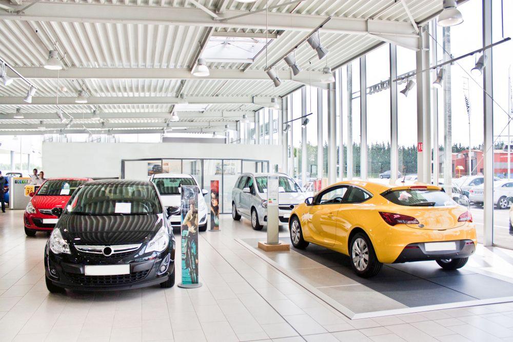 Rejestracje nowych samochodów w 2018 roku