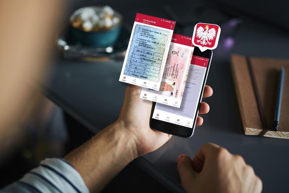 Dokumenty pojazdu w smartfonie