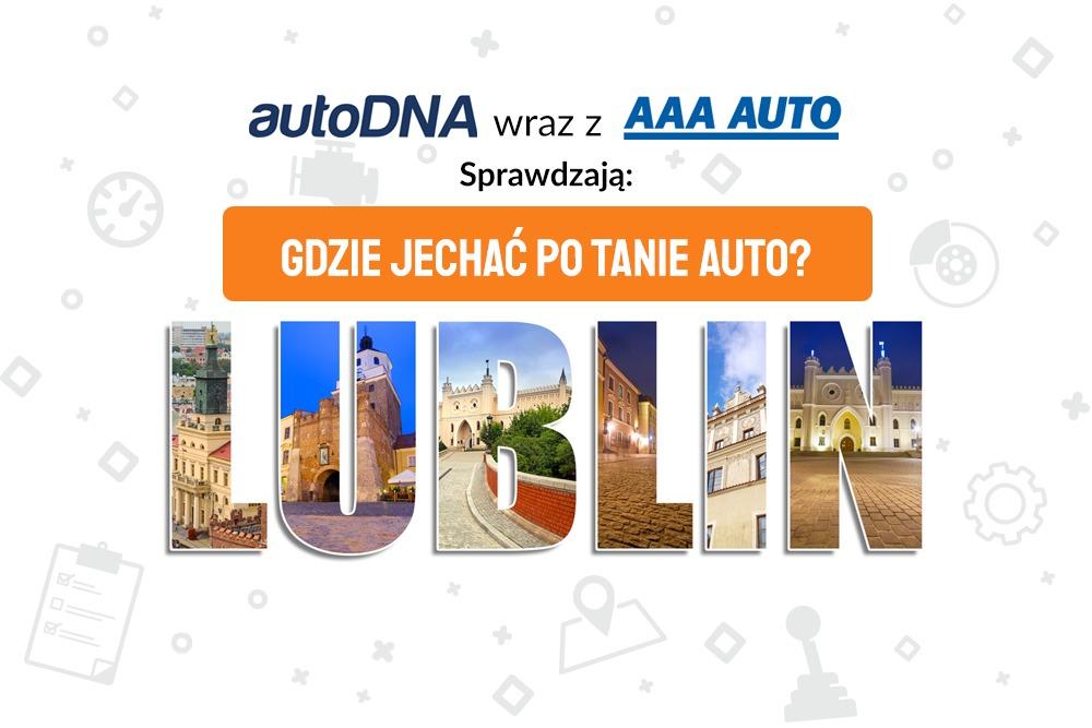 Lublin - sprzedaż aut