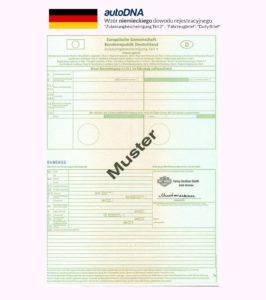 Fahrzeugbrief_Duży_Brief